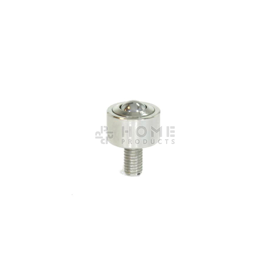 Ball Transfer Unit, 11.90 mm, with M8 threaded end, for heavy load